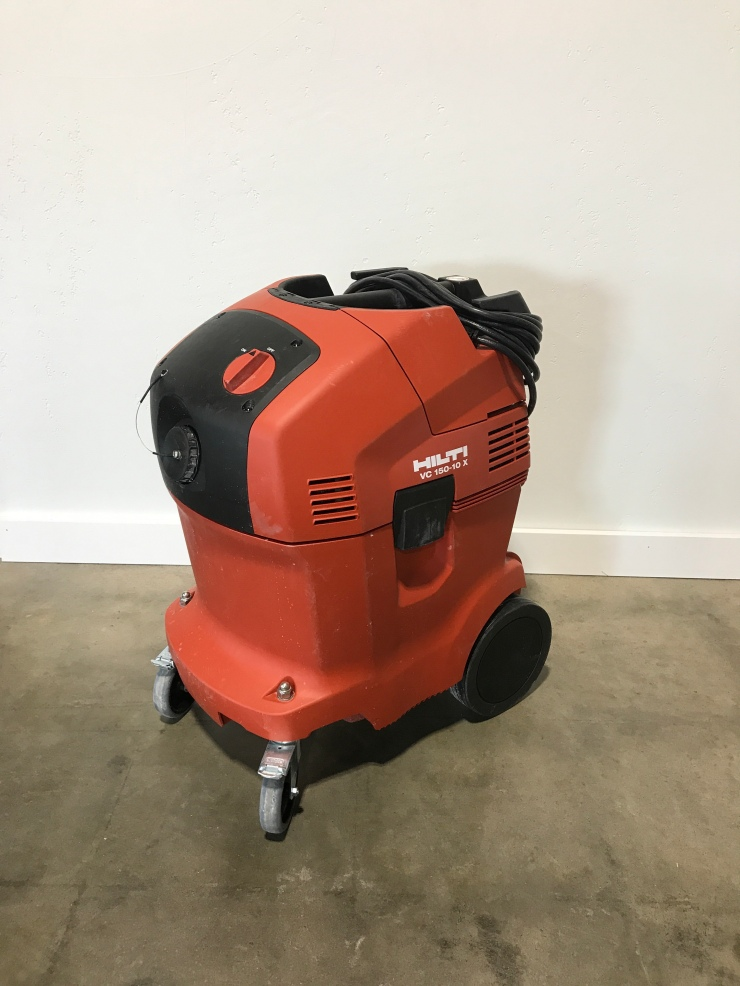 Vacuum for Hilti Tools